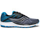 saucony Ride 10 Running Shoes Men grey/black/blue